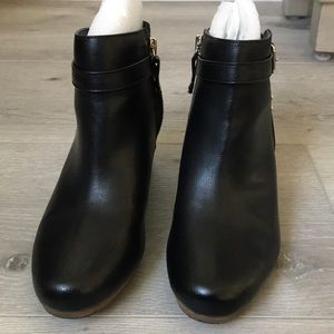 073eb223fe6 Dr. Scholl s Shoes - Dr Scholls Double Black Wedge Bootie